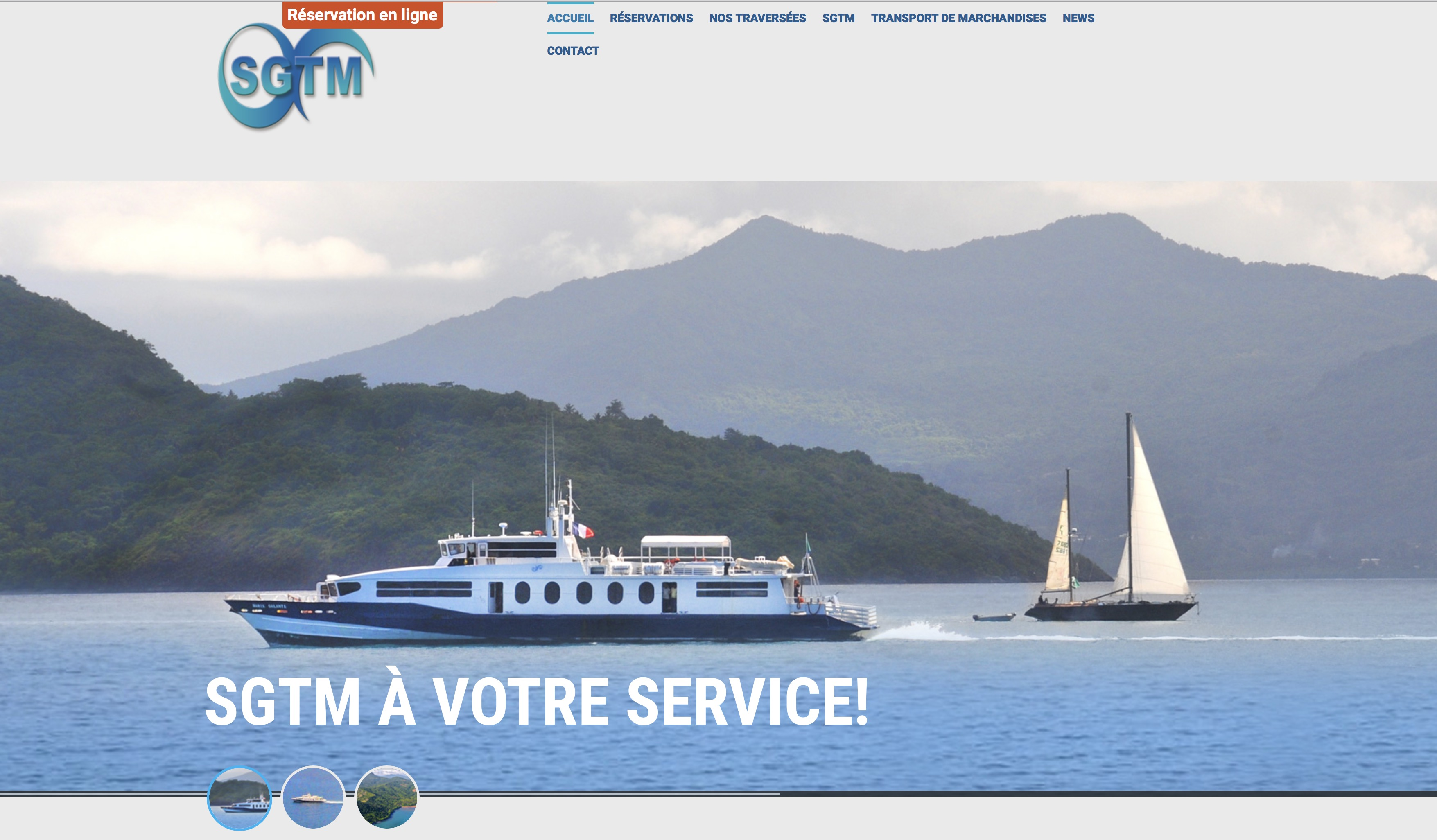 SGTM Compagnie Maritime